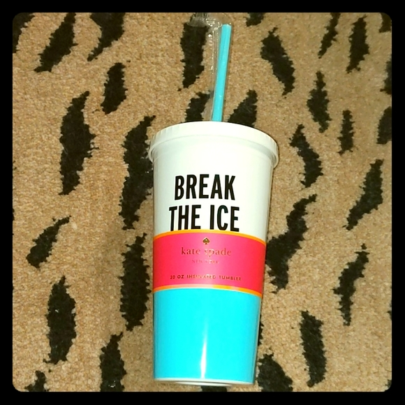 kate spade Other - Break The Ice To Go Cup by Kate Spade